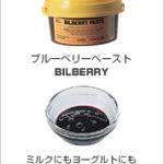 ジェラート食材 ジューソー社 ブルーベリーペースト