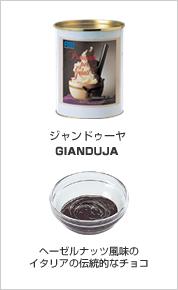 ジェラート食材 トルナルバ社 ジャンドゥーヤペースト