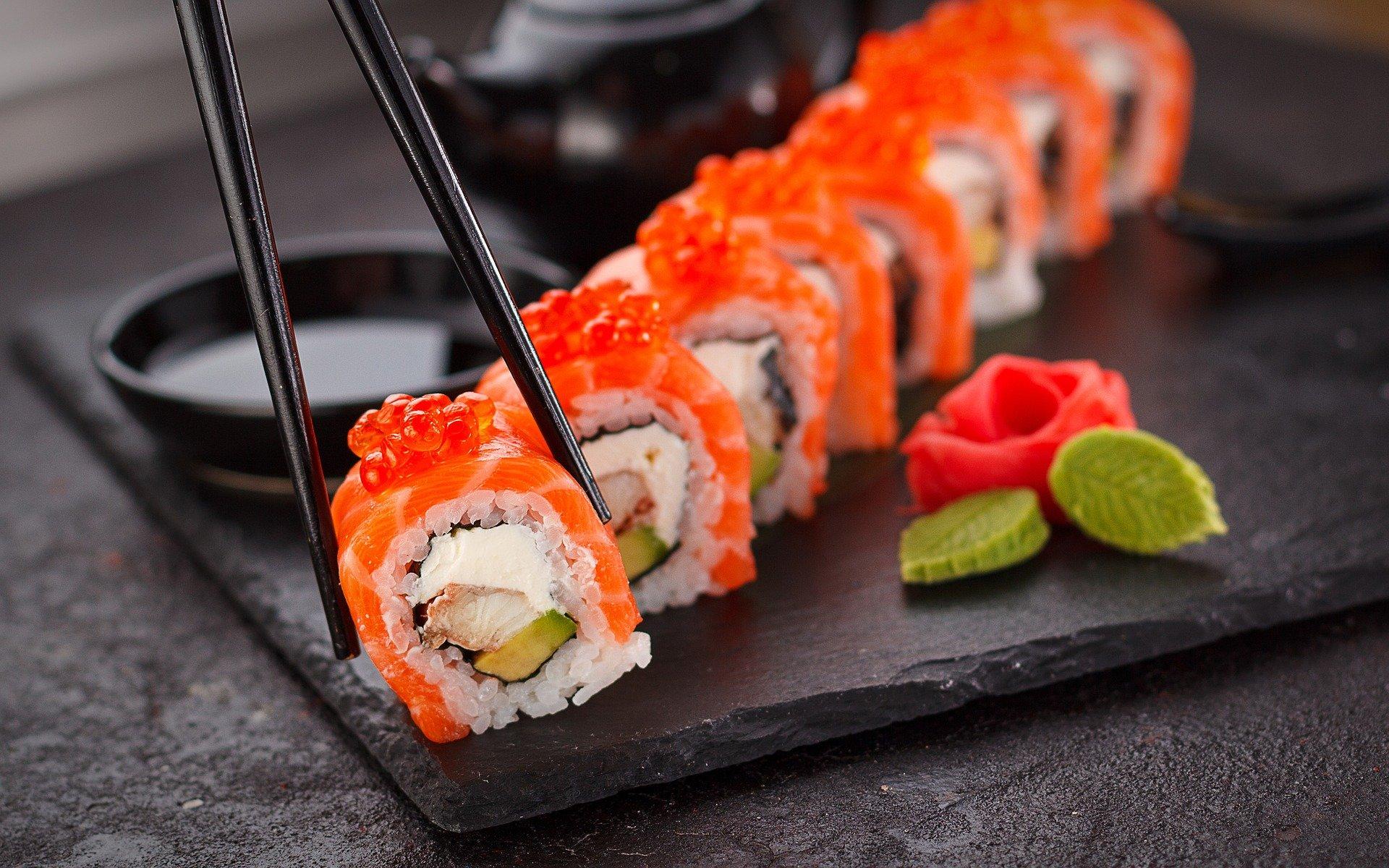 どんな機能を使って和食を作る?